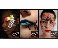 malowanie twarzy dla dzieci i dorosłych - Face painting and body art ! Birmingham i okolice